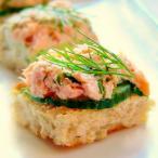 鮭魚 - 【濃厚】スモークサーモンクリームチーズパテ146g
