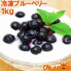 ブルーベリー 冷凍ブルーベリー 1kg 500g×2 冷凍フルーツ ヨナナス