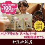 バリ・アラビカ・アパカバール1kg特別珈琲セット(バリ×2)/珈琲豆