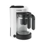 5カップコーヒーメーカーC301WH/cores(コレス)/珈琲豆/グルメコーヒー豆専門加藤珈琲店