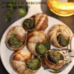 フランス産 [エスカルゴ殻付 30粒] 珍味 ワイン お供 おつまみ