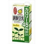 マルサン 調製豆乳 カロリー45%オフ 1L ×6本 マルサンアイ