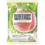 マンナンライフ 蒟蒻畑 白桃味 × 12袋 (1ケース)