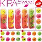 キャスコ KIRA Sweet キラスィートキャラボール 1スリーブ4個入り(KIRAキャラ・花火 ・フラワー・フルキャラ・トランプ)