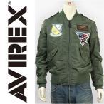 AVIREX アビレックス L-2B ブルーエンジェルス AVIREX L-2B BLUE ANGELS 6162119-73 フライトジャケット ワッペン