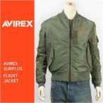 AVIREX アビレックス MA-1 マルチポケット ステンシル AVIREX MA-1 MULTI POCKETS STENCIL 6162146-73 フライトジャケット ミリタリー【送料無料】
