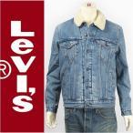 国内正規品 Levi's リーバイス シェルパ トラッカージャケット デニム ライトユーズド Levi's Outer Wear 70598-0026