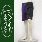 MANASTASH マナスタッシュ ライトクライムショートパンツ ヘンプ×コットン マルチカラー2 MANASTASH LIGHT CLIMB SHORTS 7186004-98