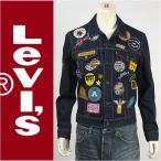 Levi's リーバイス スリム トラッカージャケット コーンミルズ 12.75oz.デニム マルチパッチ(インディゴリンス) Levi's Trucker Jacket 72333-0035 Gジャン