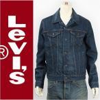 国内正規品 Levi's リーバイス トラッカージャケット デニム ピッコロダークインディゴ Levi's Trucker Jacket 72334-0142 Gジャン