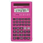 CASIO カシオ fx-260 SOLAR 関数電卓 廃番fx-260A同等品 ピンク 並行輸入品