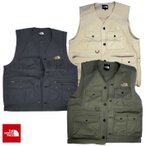 THE NORTH FACE/ノースフェイス/Firefly Camp Vest/ファイヤーフライキャンプベスト/NP21936