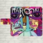 Maroon5 手帳型 スマホケース iPhone8 iPhone7 iPhone6s Plus Xperia 全機種対応