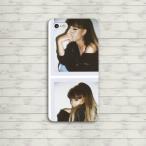 アリアナグランデ ハードケース スマホケース iPhone8 iPhone7 iPhone6s Plus Xperia 全機種対応
