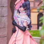 黒執事 駒鳥シエル コスプレ衣装 シエル コスプレ 衣装 ピンク ドレス シエル・ファントムハイヴ 女装 ダンスパーテイードレス  コスチューム la122n1n1x0
