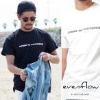 イーブンフロウ EVENFLOW COM des Tシャツ メンズ レディース ユニセックス 半袖 プリント カットソー サーフ スポーツ スケート