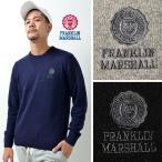 フランクリンマーシャル ニット メンズ セーター FRANKLIN&MARSHALL