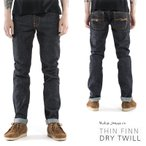 ヌーディージーンズ シンフィン スキニー デニムパンツ メンズ ジーパン Nudie Jeans THIN FINN