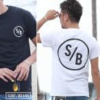 WTW ダブルティー POPUP販売 SURF/BRAND サーフブランド TEAM BOX Tシャツ メンズ レディース