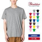 Tシャツ メンズ 半袖 無地 薄手 Printstar プリントスター 4.0オンス ライトウェイトTシャツ
