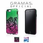 公式通販 GRAMAS COLORS Hybrid Case Joker/Harley Quinn for iPhone 6s/6 グラマス ハイブリッド アイフォン ケース スーサイド・スクワッド CHC426
