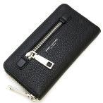 マークジェイコブス MARC JACOBS ラウンドファスナー長財布(小銭入れ付き) BLACK ブラック Gotham Standard Continental Wallet M0008449 001