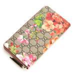 グッチ GUCCI ラウンドファスナー長財布(小銭入れ付き) GG Blooms Zip Around Wallet GG Blooms GGブルームス 404071 KU2IN 8693