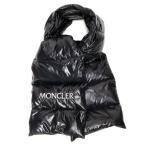 モンクレール MONCLER マフラー(ダウンマフラー) ブラック 00415 55 68950 999