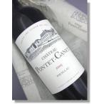 赤ワイン 2005年 シャトー ポンテ カネ 750ml フランス ボルドー