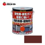 スーパー油性 鉄部・建物用 茶色 1.6L(1600ml) 油性多目的塗料 サンデーペイント