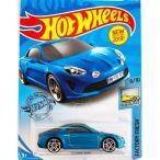 Hot Wheels Basic:アルピーヌ・A110 (Alpine A110)(ブルー)