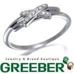ショーメ 指輪 ダイヤ ダイヤモンド ジュ・ドゥ・リアン K18WG 50号 BLJ  超大幅値下げ品