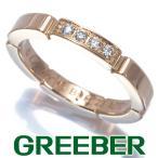 カルティエ リング 指輪 ダイヤ ダイヤモンド マイヨンパンテール 45号 K18PG 保証書 BLJ