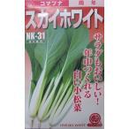 農林交配 スカイホワイトコマツナ  日本農林社の小松菜品種です。
