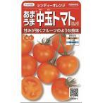 1割引き!野菜種   中玉トマト シンディオレンジ 14粒 食彩 サカタのタネ