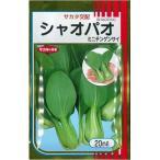 中国野菜 シャオパオ(ミニチンゲンサイ) 20ml  サカタ交配