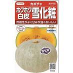 野菜種 かぼちゃ 雪化粧 小袋 食彩 サカタのタネ
