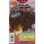 野菜種 リーフレタス マザーレッド(コート種)100粒 タキイ育成