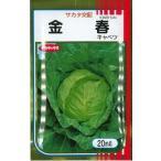 野菜種 キャベツ金春 20ml  サカタ交配