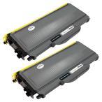 ブラザー TN-26J (BK/ブラック) 2本セット brother 互換トナーカートリッジ 製造番号(シリアルNo有り)  残量表示 TN26J 印刷