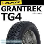 ダンロップ グラントレック TG4 155R12 6PR◆SUV/4X4用サマータイヤ
