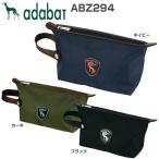 アダバット adabat メンズ ラウンドポーチ ABZ294