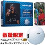 数量限定 ブリヂストンゴルフ TOUR B330S タイガーウッズ Edition ゴルフボール[12球入り]