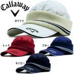 キャロウェイ ゴルフ メンズウェア 氷山プリント インナーフリース キャップ 241-6284510