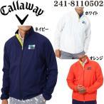 キャロウェイ メンズ ゴルフウェア リップストップ 2WAYブルゾン 241-8110502 M-3L