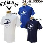 キャロウェイゴルフ Callaway Golf セスナプリント半袖シャツゴルフ用GOLF GDO