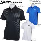 スリクソン  半袖シャツ RGMLJA02 BK00 ブラック  日本 M- 日本サイズM相当