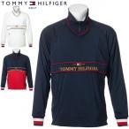 トミーヒルフィガー ゴルフ ウェア メンズ プルオーバー 2WAY ウィンド ジャケット THMA050 2020年秋冬モデル M-XL