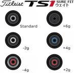 タイトリスト TS1 ドライバー用 SureFit CG ウエイト