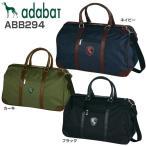 8%OFFクーポン発行中 アダバット adabat メンズ ボストンバッグ ABB294